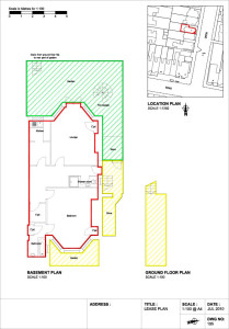 Residential lease plan